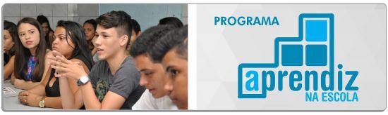 Programa Aprendiz na Escola