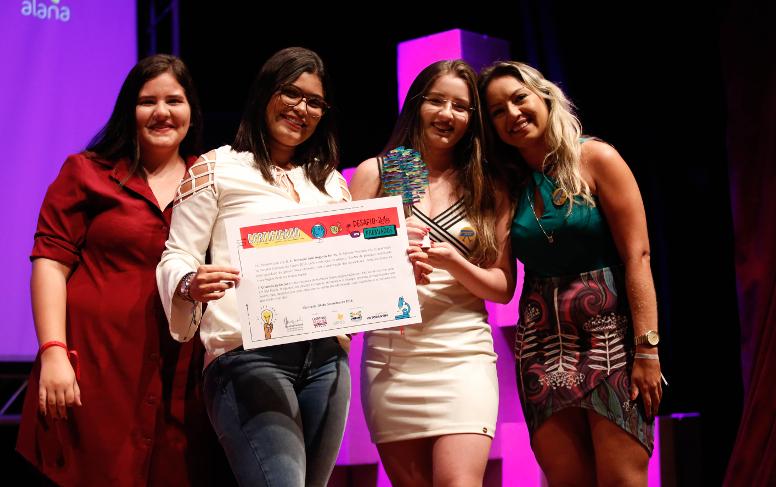Ceará tem duas escolas premiadas no Desafio Criativos da Escola