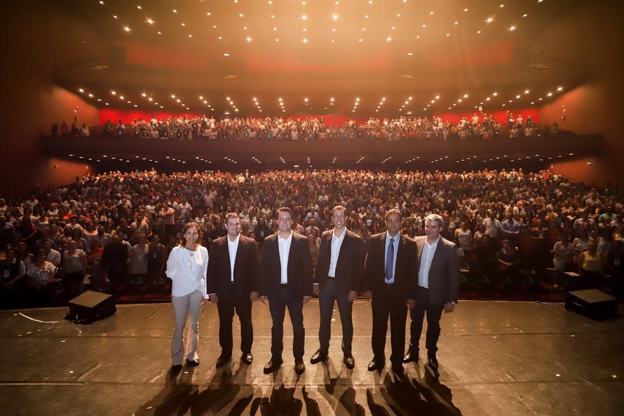 Vice-governadora destaca experiências exitosas da educação do Ceará, em evento no Paraná