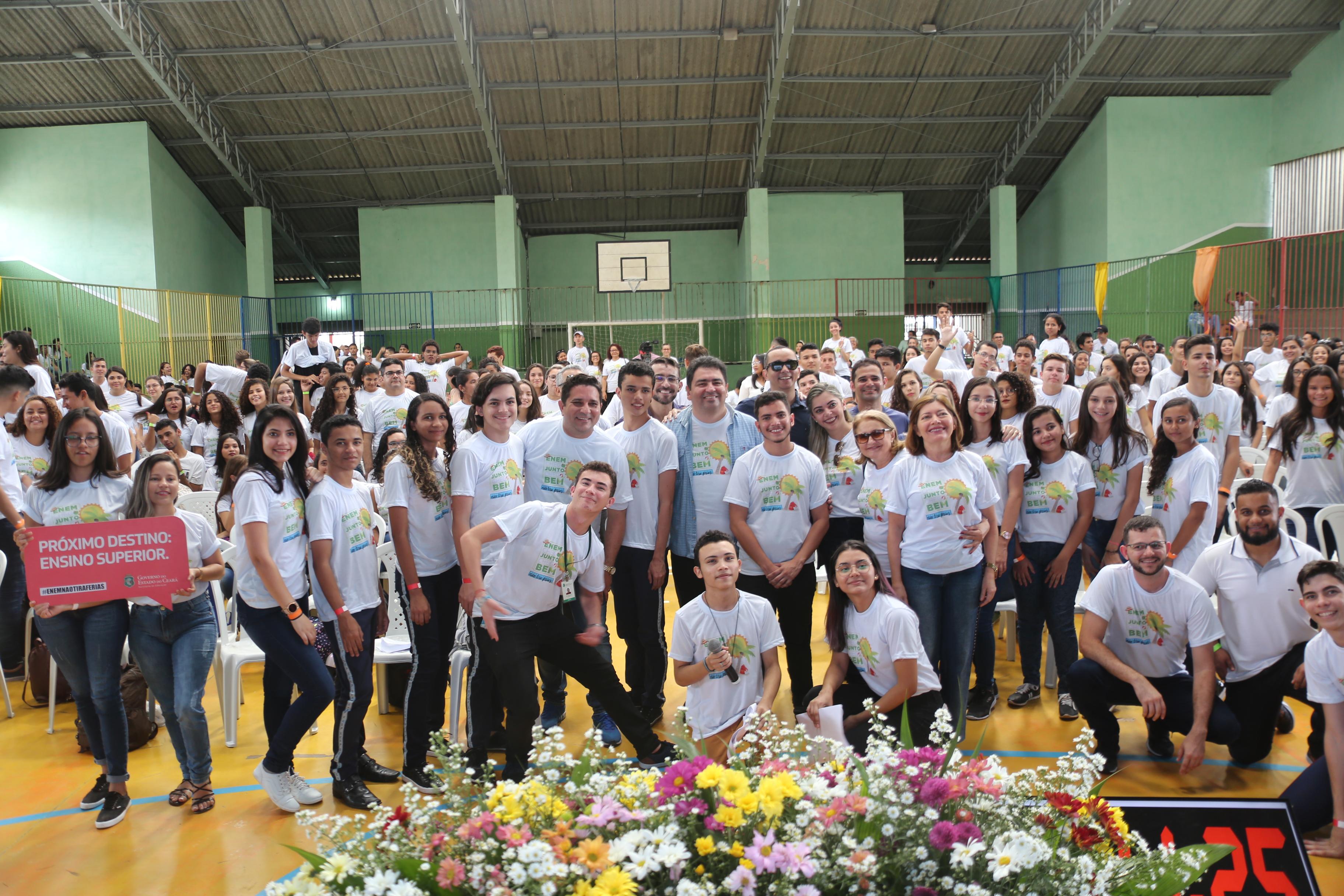 Enem Não Tira Férias mobiliza estudantes com atividades durante o mês de julho