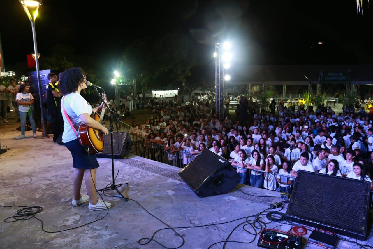 Alunos que Inspiram: etapa final do Festival apresenta expressões culturais de destaque estadual no Centro Dragão do Mar