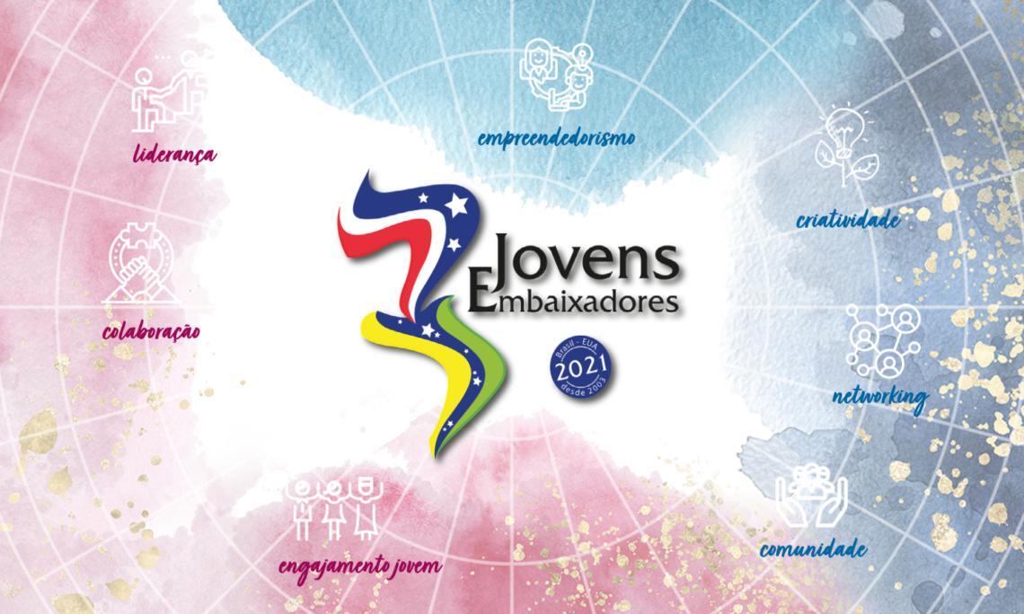 Jovens Embaixadores 2021 abre inscrições até o dia 7 de março
