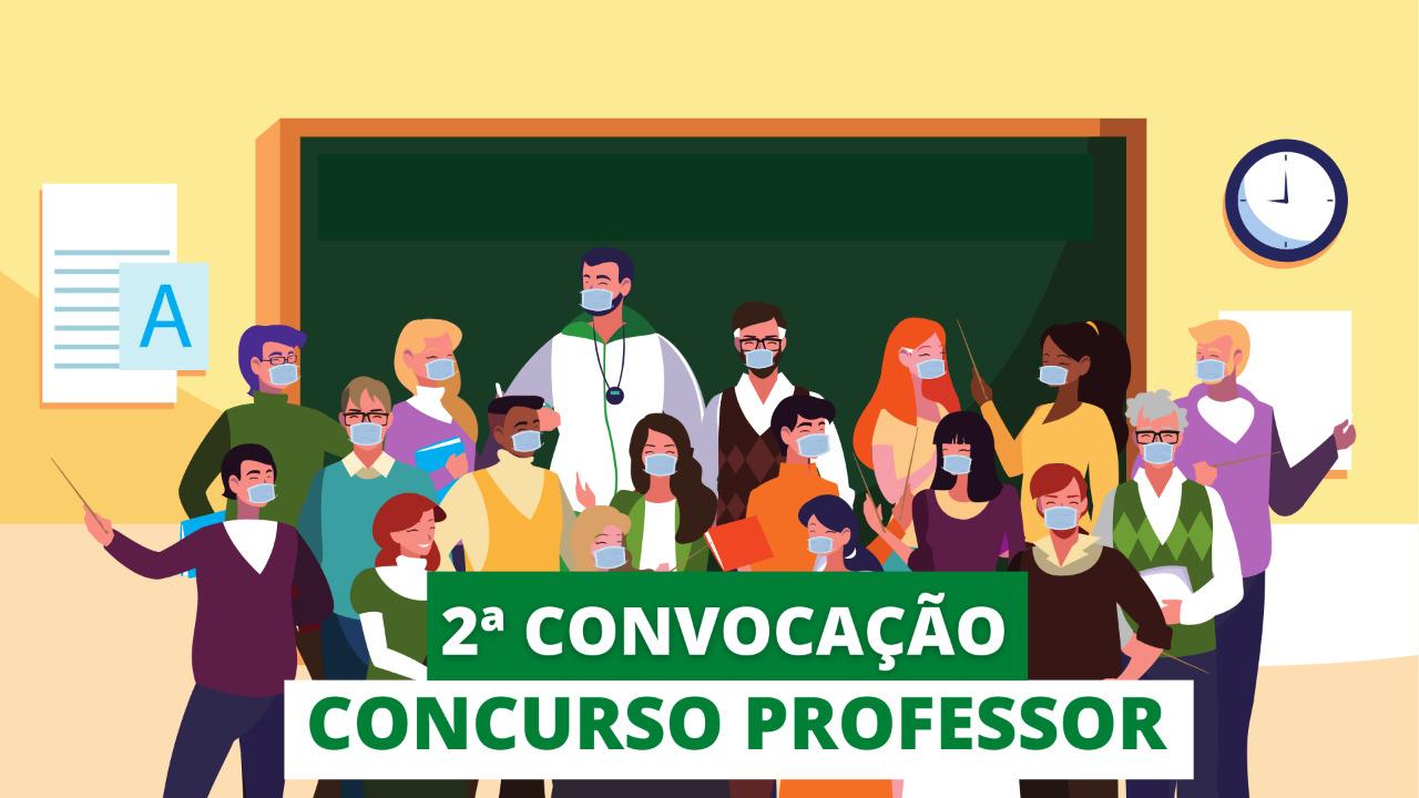 Concurso para professores: divulgada relação de convocados para a perícia médica