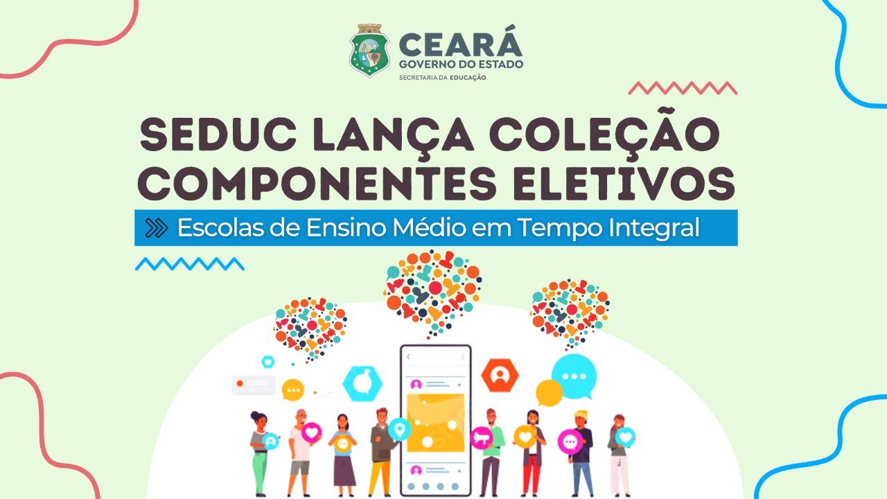 Tempo Integral: Seduc lança fascículos para apoiar professores de disciplinas eletivas